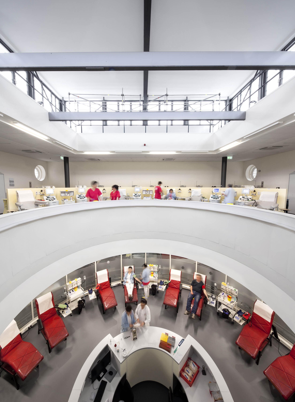 Transfusionsmedizin Leipzig, RRP Architekten