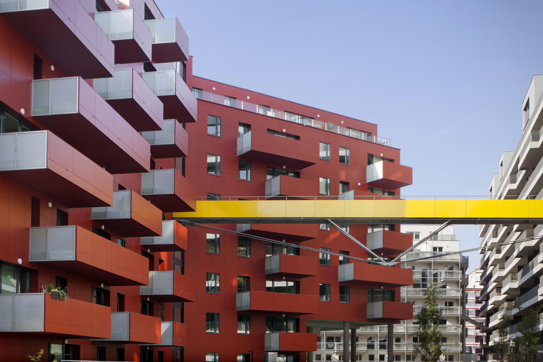 Wohnungsbau Sonnwendviertel Wien, Klaus Kada